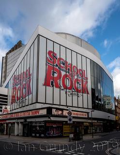 Gillian Lynn Theatre 9452