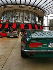 IMG_20190220_131800 (Gefilus) Tags: classic remise dusseldorf cars ferrari maserati lamborghini fiat vw beetle zandvoort porsche