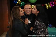 Marzo 2, 2019 - Cumpleaños de Apóstol Alex Funes