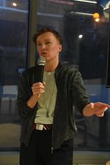 DSC_0665 (Peter-Williams) Tags: brighton sussex uk fringe festival finninishinstitute scandinavianseason londonlaunch event