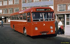 615 BBO National Bus Company NBC Western Welsh U 6162 Leyland Leopard with Willowbrook body in Cardiff bus station Sept77 (Copy) (focus- transport) Tags: buses coaches national bus company nbc east midlands western welsh united wessex trent red white yorkshire devon general bristol kent wilts dorset london counties lincolshire road car alder valley crosville southdown west northern leyland leopard olympian tiger cub atlantean willowbrook eastern coachworks ecw plaxton park royal alexander roe mcw metrocammell mw ld lodekka vrt ls5g sc4lk rell6g daimler fleetline crg6lx aec renown