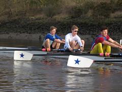 IMG_1129 (NUBCBlueStar) Tags: rowing remo rudern river aviron february march star university sunrise boat blue nubc sculling newcastle london canottaggio tyne hudson thames sweep eight pair