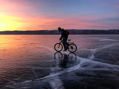 IMG_2510 (LES_LESOK) Tags: ice baikal nature winter cold dream magic bike travel russia landscapeлед байкал природа зима холод магия велосипед путешествие россия пейзаж хужир ольхон traveling olhon olhonisland island скала закат