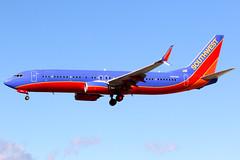 Southwest Airlines | Boeing 737-800 | N8608N | Las Vegas McCarran (Dennis HKG) Tags: aircraft airplane airport plane planespotting canon 7d 100400 lasvegas mccarran klas las southwest southwestairlines swa wn boeing 737 737800 boeing737 boeing737800 n8608n
