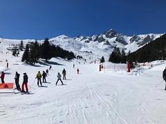 Courchevel Biollay (Marc Sayce) Tags: biollay golf course spring march 2019 mountains snow snowboarding skiing ski resort three valleys trois vallées savoy savoie courchevel