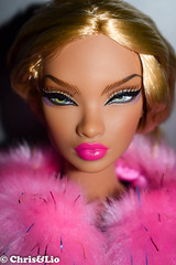"Colette Duranger ""Supernova"" (Chris & Lio) Tags: fashion royalty integrity toys doll muñeca 2018 nuface colette duranger supernova aa black"