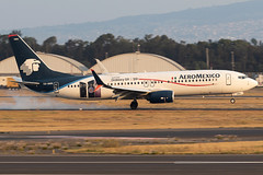 Aeromexico Boeing 737-800 XA-AMA MMMX 07APR19 (FelipeGR90) Tags: 737nextgeneration aicm ciudaddemexico mexicocity 737 737800 737ng 738 aeromexico am amx b737 b738 boeing cdmx mex mexico mmmx xaama