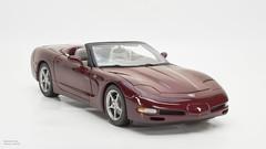 Corvette C5 50Aniv-04 (M3d1an) Tags: chevrolet corvette c5 50th anniversary 118 diecast autoart roadster