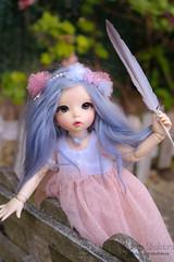 Pandora - LittleFee Ante (Rukiya Shalidora) Tags: littlefee ante fairyland doll bjd balljointeddoll ns alpaca wig handmade ltf