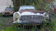 Ford Taunus 1965 (ostplp) Tags: bullet voiture car urbex exploration vintage forgotten