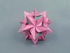 С Новым Годом! (masha_losk) Tags: kusudama кусудама origamiwork origamiart foliage origami paper paperfolding modularorigami unitorigami модульноеоригами оригами бумага folded symmetry design handmade art