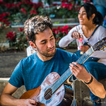 2018 - Mexico - Oaxaca - Zocalo Musician thumbnail