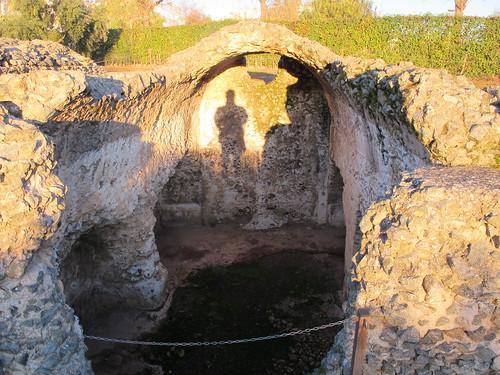 Área funeraria de los Columbarios - Mausoleo 2