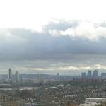 Canary Wharf from Alexandra Palace thumbnail
