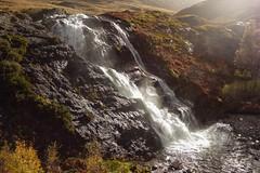 DSC01680 Glencoe, Scotland (Fernando Sa Rapita) Tags: escocia glencoe scotland sony sonydscrx100 sonyrx100 tierrasaltas cascada glen highlands landscape paisaje valle valley waterfall
