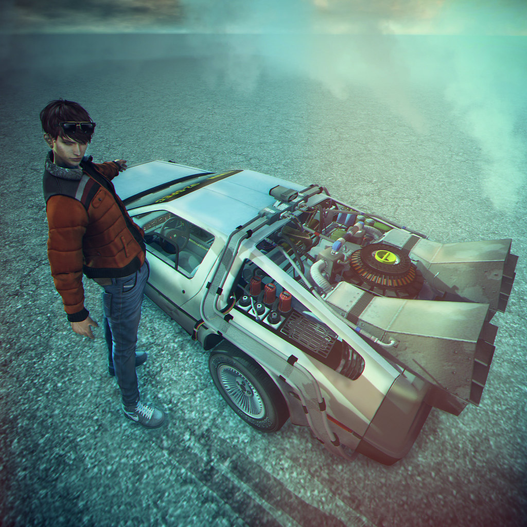 The World's Best Photos of bttf and delorean - Flickr Hive Mind