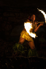 2019_01_10_Hawaii_Maui_5D-1495 (AbovetheLineEntertainment) Tags: hawaii maui canon5dmarkiv canon5d â©abovethelineentertainmentinc hyattregency luau drumsofthepacific fire longexposure ©abovethelineentertainmentinc