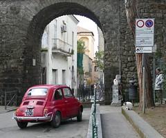 Fiat Cinquecento (chdphd) Tags: sorrento campania italy