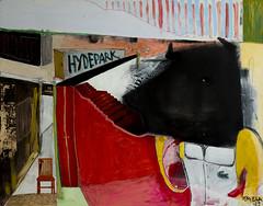 """""""W polówce Lacosty"""" (Mateusz Rybka Art) Tags: painting abstract abstractart abstracartist abstractpainting contemporary contemporaryart contemporaryartist contemporarypainting modern modernart moderpainting moderartist modernekunst collage polishart polishartist rybka mateuszrybka gdansk"""