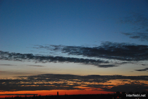 Вечірнє небо 11 InterNetri Ukraine