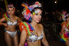Sitges - 2019 (JF Quirós J) Tags: carnival carnaval carnestoltes sitges color party calle street people portrait retrato female beauty belleza