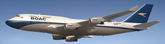 747 BOAC Retro Livery (emigepa) Tags: boeing 747 british airways retro livery blender3d model