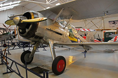 1938 Gloster Gladiator (big_jeff_leo) Tags: aircraft air museum england english ww2 secondworldwar flight aviaition vintage veteran