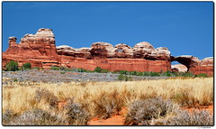 Red Rock Wonderland (our cultural archives) Tags: sandstonearches archesnationalpark naturalsandstonearches southwest southeasternutah utah usanationalparks geology