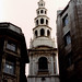 Fleet St_St Brides Church_P