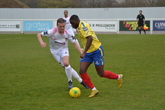 FC Romania 0-2 Hayes & Yeading United FC (30-3-19) (20) (Local Bus Driver) Tags: fc romania 02 hayes yeading united 30319 isthmian league south central division bostik football