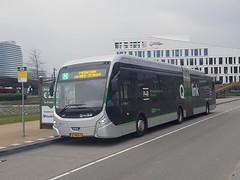 NLD Qbuzz 3477 - 2 (Roderik-D) Tags: qbuzz34713480 3477 vdl citea2 articulatedbus 2017 seats48841 electricbus elektrischebus