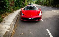 458 (Richard Nico) Tags: ferrari 458spider ferrari458 458 v8 supercar sportcar exotic luxury car carspotting automobile automotive photography hk hongkong