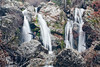 DSC_0500E (Nathan Wickstrum) Tags: lospadresnationalforest lion canyon east fork waterfall falls rain water sespe wilderness nathan wickstrum