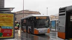 AMT 4615 (Lu_Pi) Tags: amt genova autobus bus bredamenarinibus bmb m231mu vivacity vivacityplus amtlinea36 amtgenovalinea36 brignole principe