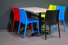 NullDiät (Werner Schnell Images (2.stream)) Tags: ws diät tisch stuhl stühle