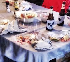 Happy Table Weekend (frptlady....) Tags: brushstroke snapseep iphone8 apple tables htw