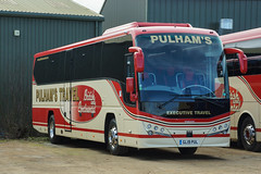 Pulham, Bourton-on-the-Water (GL) - GL19 PUL (peco59) Tags: gl19pul volvo b8r b8 plaxton panther3 panther pulhambourtononthewater pulhamscoaches pulhamstravel pulhams psv pcv coach