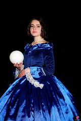 QUINTESSENZA VENEZIANA 2019 118 (aittouarsalain) Tags: venezia venise carnaval carnavale costume robe portrait