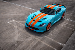 Dodge Viper (AM Photography Alfonso M) Tags: amphotography amphoptography alfonsomartinez am amazing fast car carporn blue orange auto