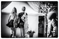 eye for fashion (stevefge) Tags: 2019 beuningen julianaplein modeshow catwalk girls boys blackandwhite bw monochrome zw zwartwit street candid unsuspectingprotagonists unsuspecting people mode fashion reflectyourworld balloons kids kinderen children nederland netherlands nl nikon nederlandvandaag