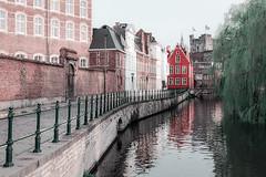 Lievekaai Ghent (aantwaarpe) Tags: groen