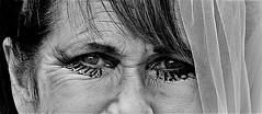 eyes (gianclaudio.curia) Tags: bianconero blackwhite sguardo occhi nikon nikkor1685 d7100 innamoramento