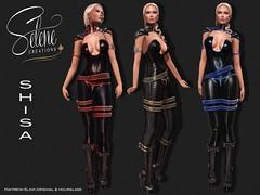Shisa, exclusive @Swank (Selene Morgan) Tags: selenecreations swank shisa jumpsuit combinaison