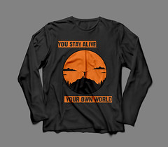 Front (ratul.hassanmunna) Tags: tshirt design photoshop business psd modern template vector tracing