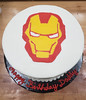 20181115_143138 (backhomebakerytx) Tags: back home bakery backhomebakery creative cake iron man dad birthday smooth marvel superhero super hero daddy
