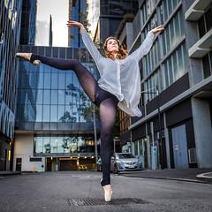 Olivia Dancing Melbourne-6473 (keithob1 Over 3 Million views - Thank you) Tags: dancer dancers dancing dancinginthestreet