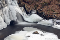 1-2-watermark-R (Brian M Hale) Tags: secret waterfall water fall ice snow winter outside outdoors nature natural hidden secluded rutland ma mass massachusetts brian hale brianhalephoto new england usa newengland