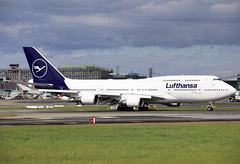 D-ABVM (QC PHOTOGRAPHY) Tags: dublinairport ireland may 10th 2018 lufthansa b747400 dabvm