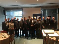 Spotkanie Dialogu międzyreligijnego: European Syriac Centre i jego perspektywy; 10.01.3019