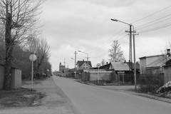 Spring in Siberian city (man_from_siberia) Tags: kemerovo spring april siberia monochrome blackandwhite blackwhite canon eos 5d dslr canoneos5d canon5d canon5dclassic canon5dmk1 50mm canonef50mmf18ii fullframe кемерово